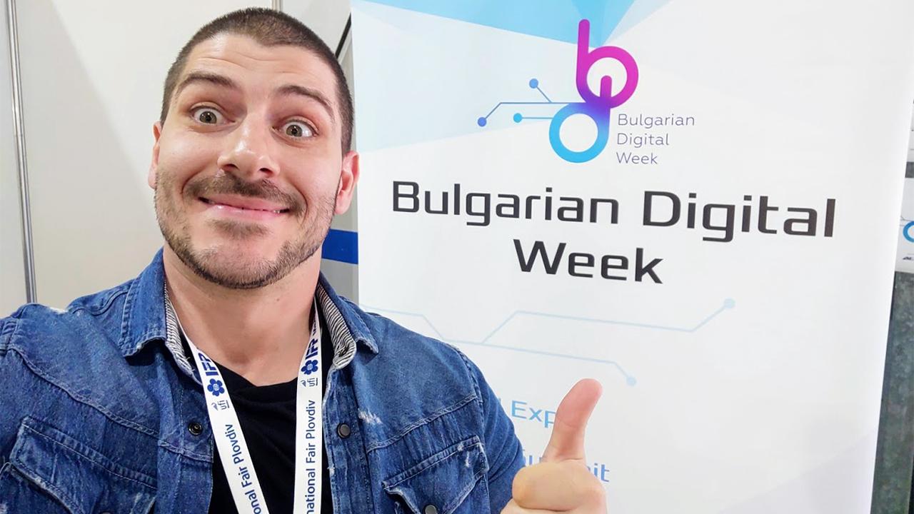 Bulgarian Digital Week